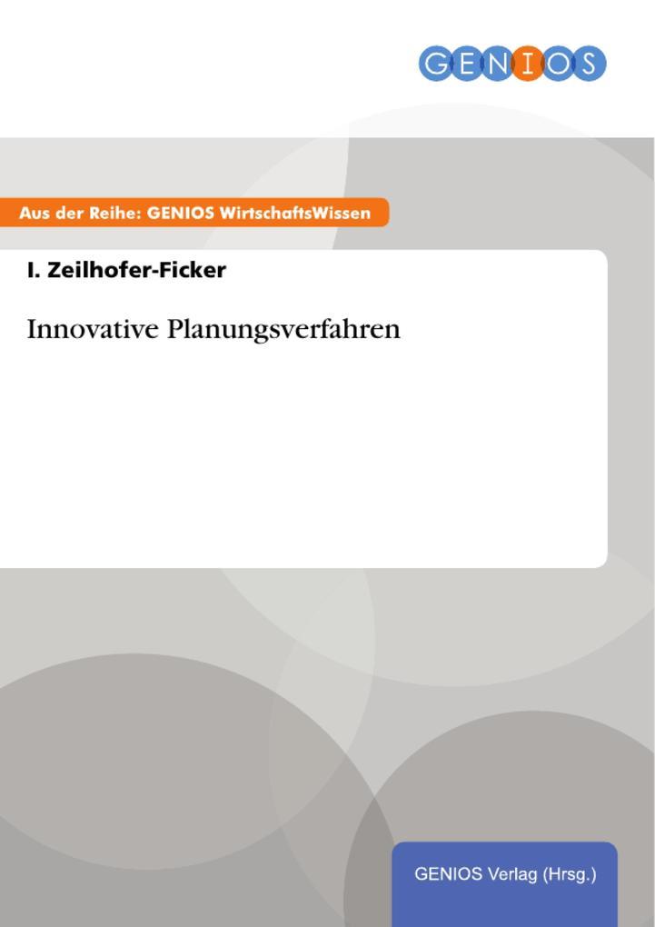 Innovative Planungsverfahren als eBook Download...