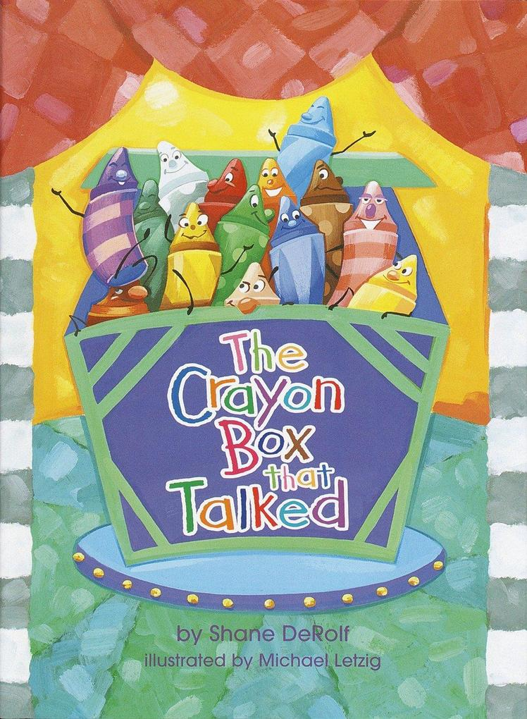 The Crayon Box That Talked als Buch