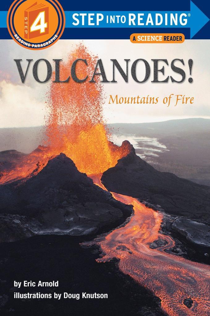 Volcanoes!: Mountains of Fire als Taschenbuch