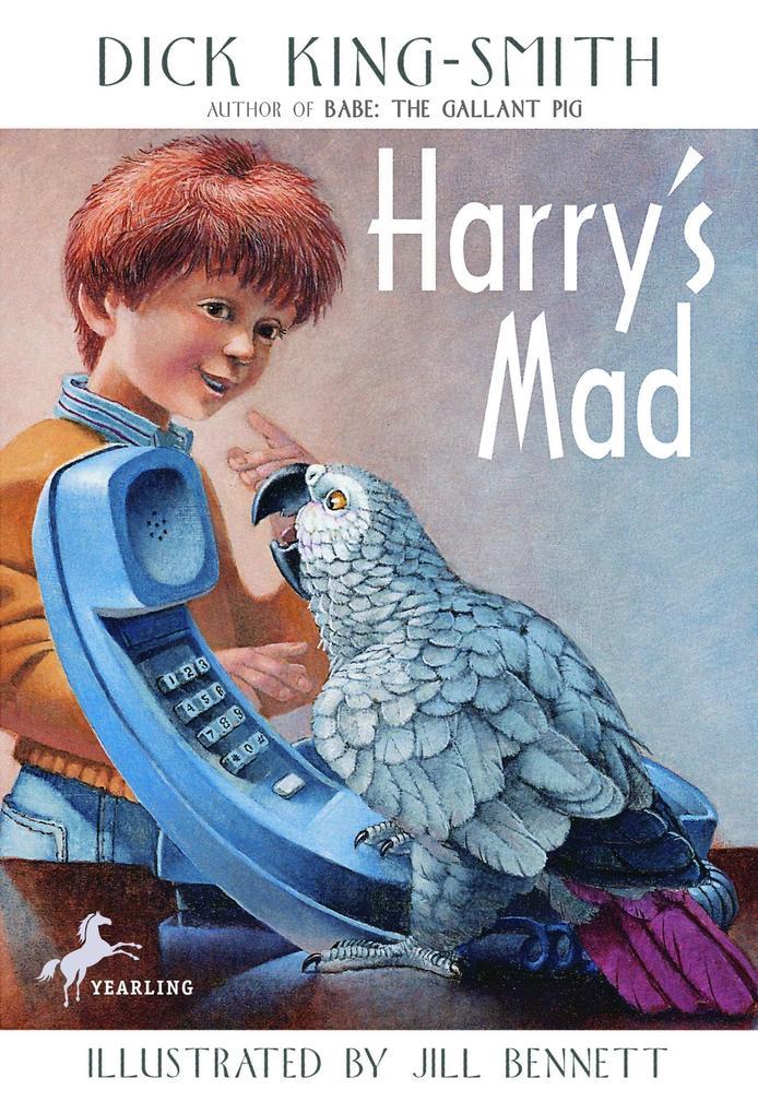 Harry's Mad als Taschenbuch