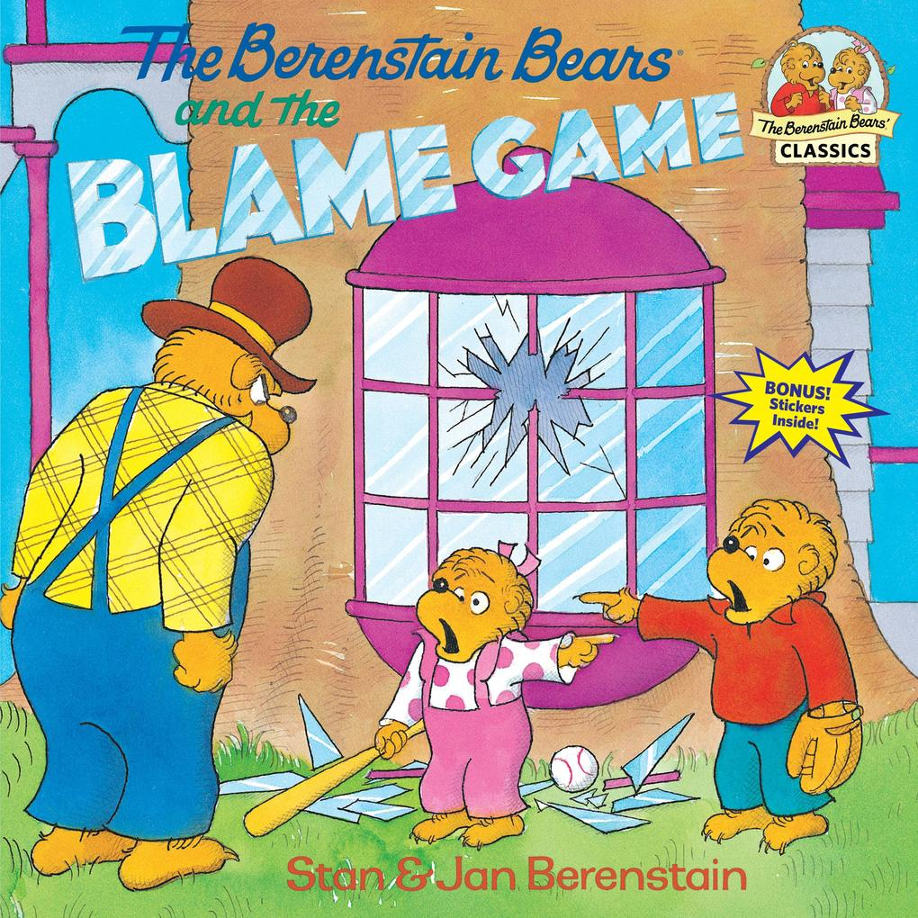 The Berenstain Bears and the Blame Game als Taschenbuch