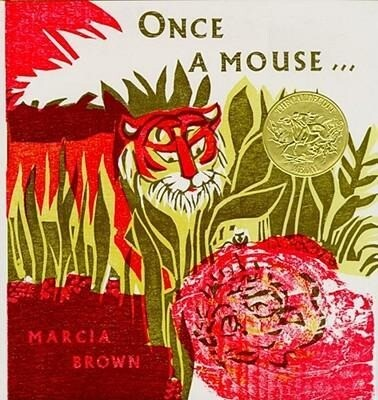 Once a Mouse als Buch