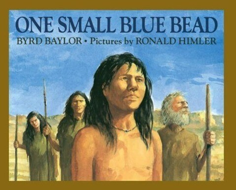 One Small Blue Bead als Buch