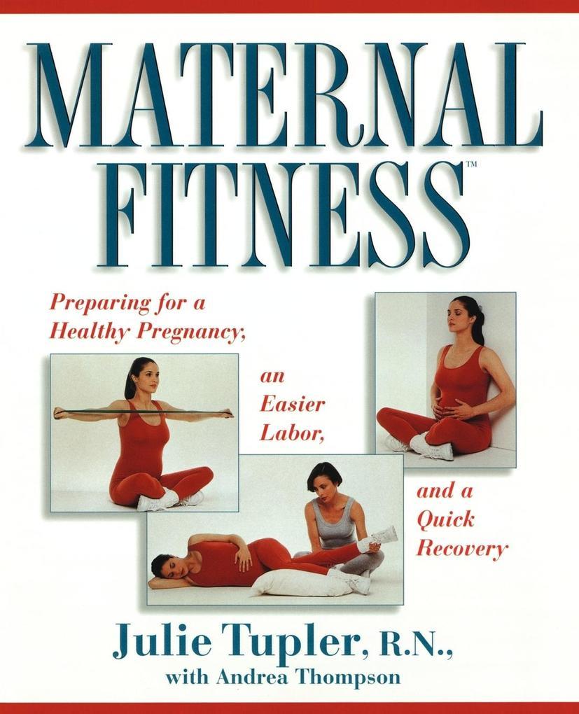 Maternal Fitness als Buch