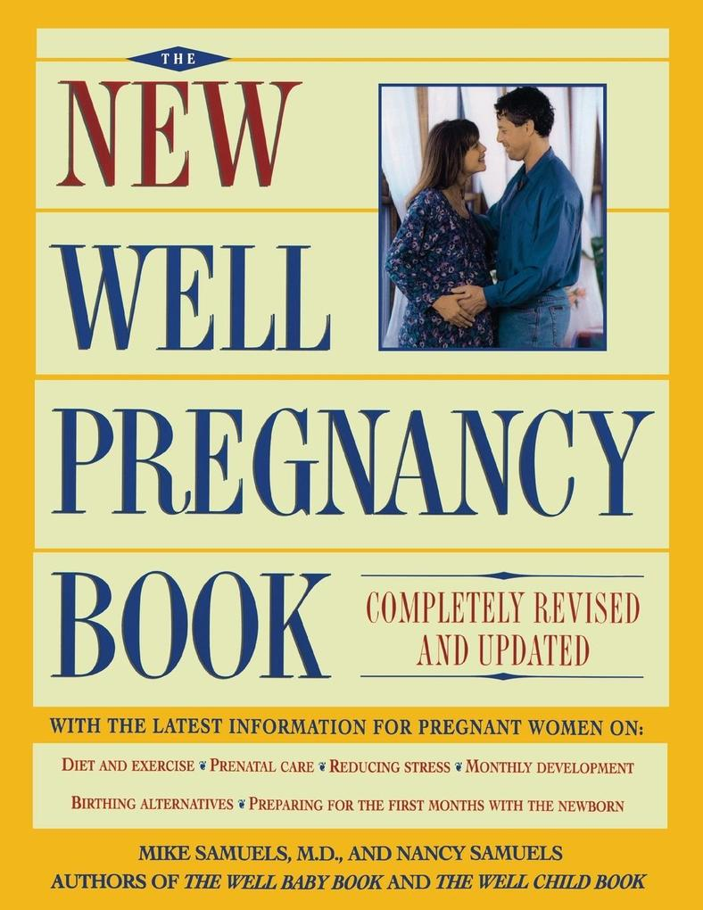 NEW WELL PREGNANCY BOOK als Buch