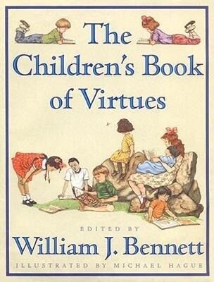 The Children's Book of Virtues als Buch