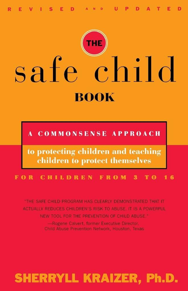 The Safe Child Book als Taschenbuch
