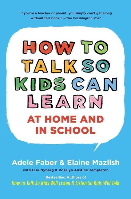 How to Talk So Kids Can Learn als Taschenbuch