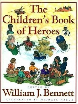 The Children's Book of Heroes als Buch (gebunden)