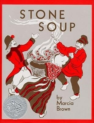 Stone Soup als Buch