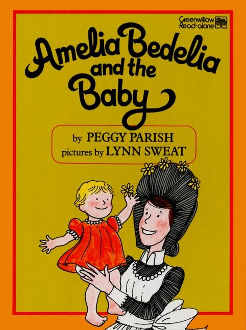 Amelia Bedelia and the Baby als Buch