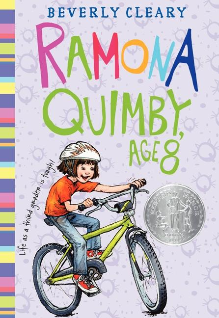 Ramona Quimby, Age 8 (Rpkg) als Buch