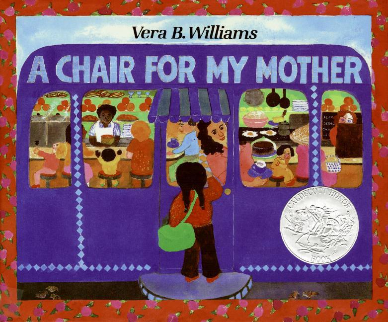 A Chair for My Mother als Buch