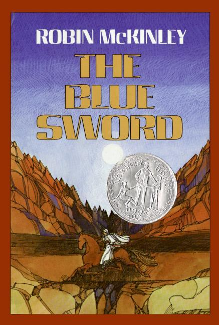The Blue Sword als Buch