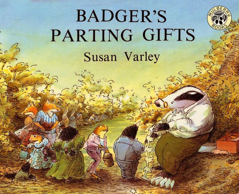 Badger's Parting Gifts als Buch