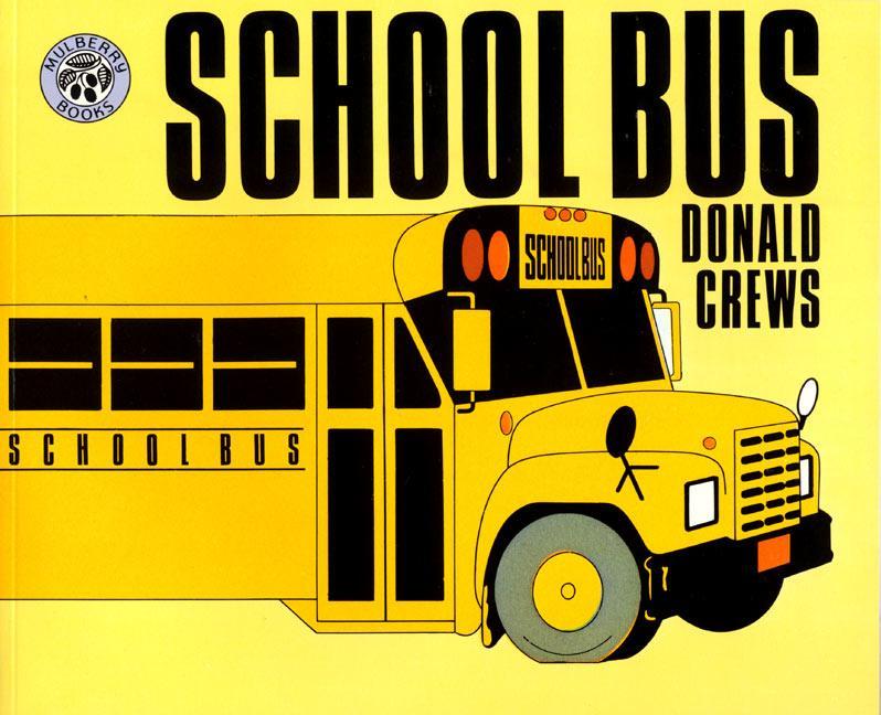 School Bus als Buch