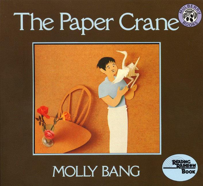 The Paper Crane als Buch