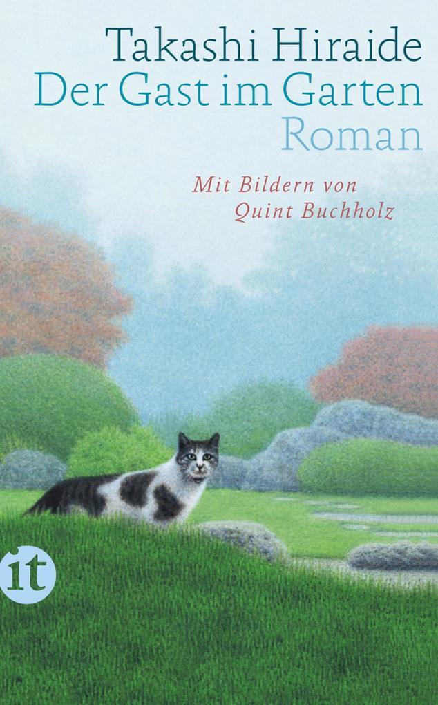 Der Gast im Garten als eBook Download von Takas...