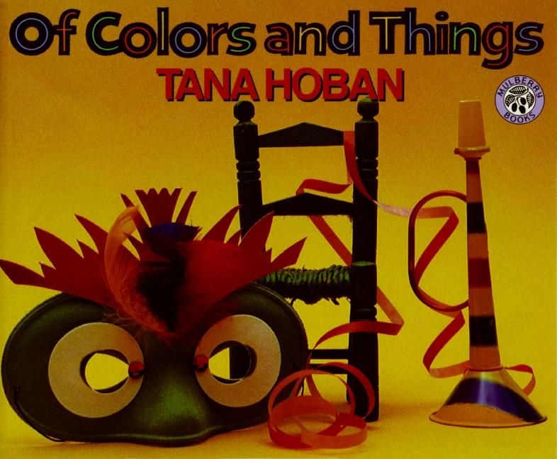 Of Colors and Things als Taschenbuch