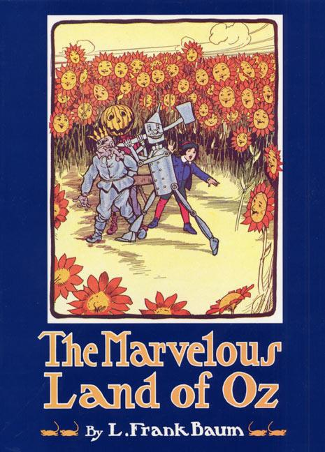 The Marvelous Land of Oz als Buch
