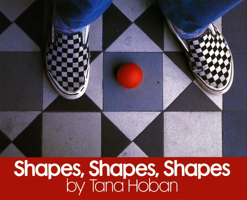 Shapes, Shapes, Shapes als Buch
