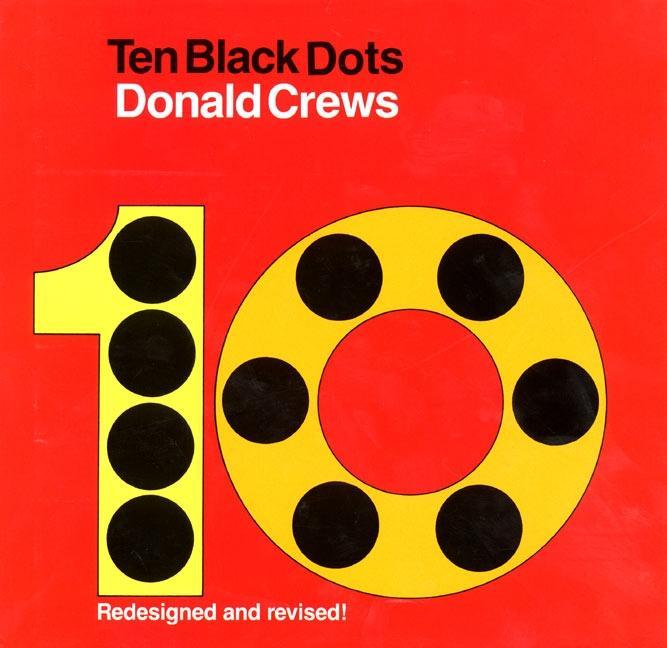 Ten Black Dots als Buch