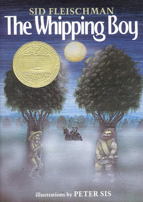 The Whipping Boy als Buch