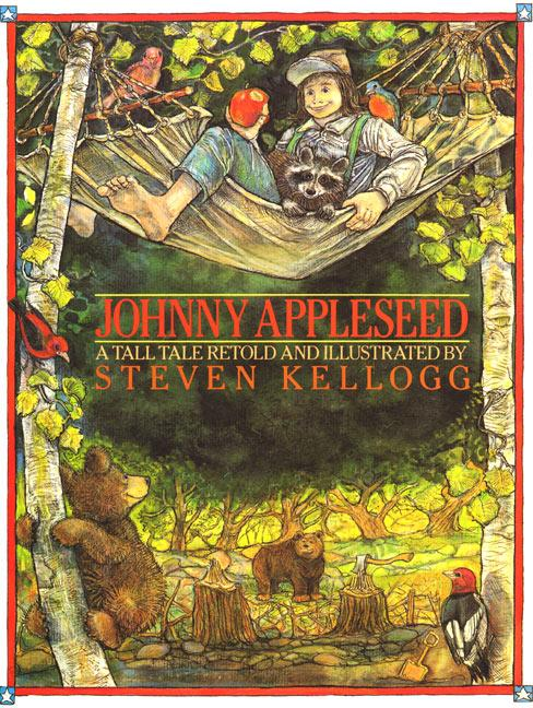 Johnny Appleseed als Buch