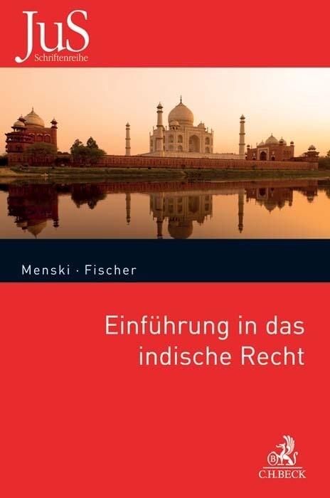 Einführung in das indische Recht als Buch (kartoniert)