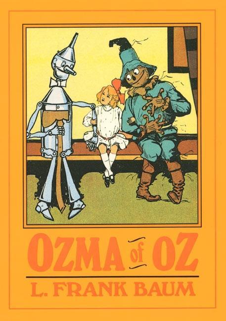 Ozma of Oz als Buch