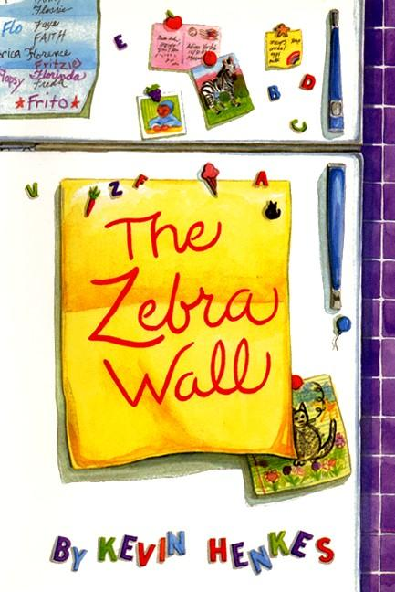 The Zebra Wall als Buch