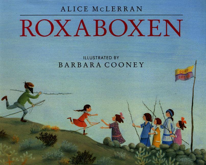 Roxaboxen als Buch