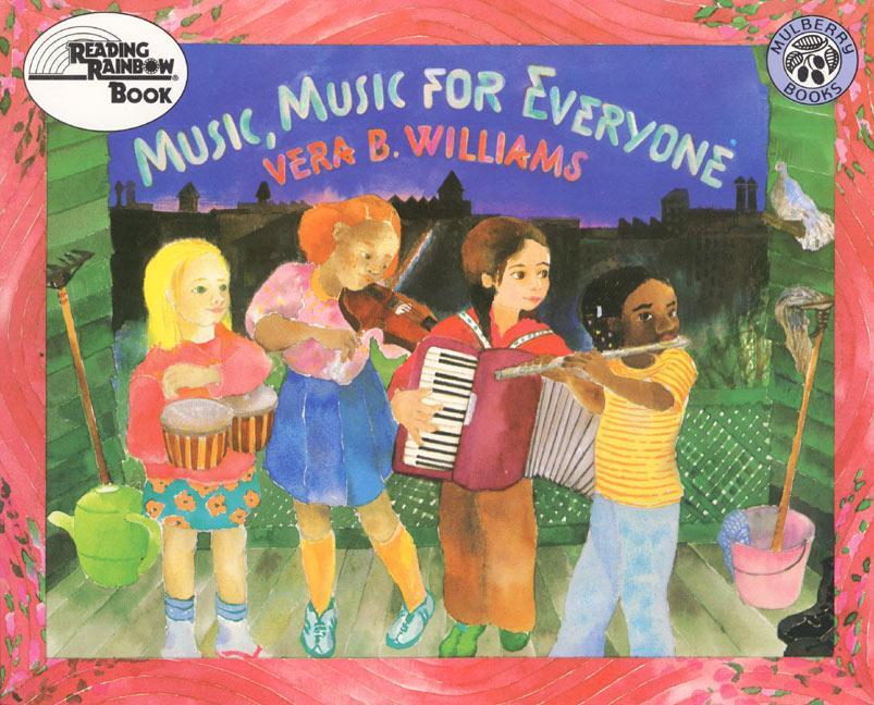 Music, Music for Everyone als Taschenbuch