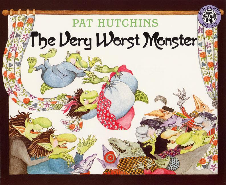 The Very Worst Monster als Taschenbuch