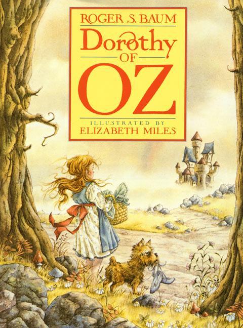 Dorothy of Oz als Buch