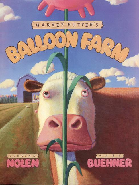 Harvey Potter's Balloon Farm als Buch