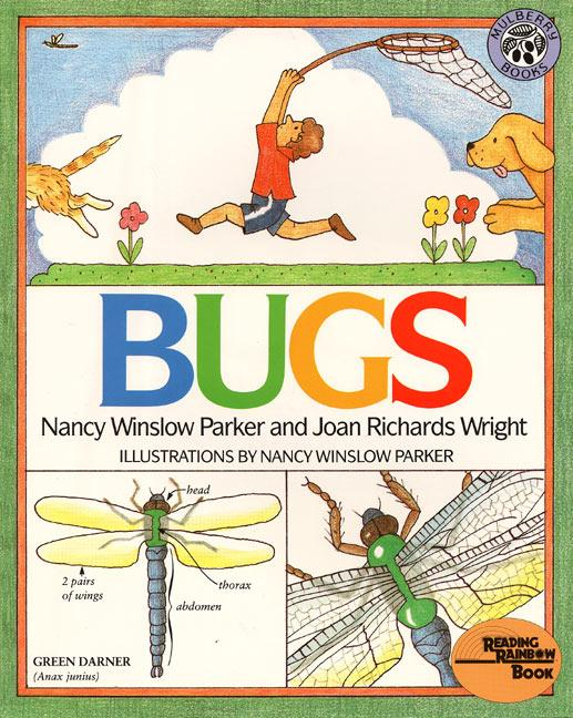 Bugs als Taschenbuch