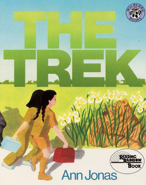 The Trek als Taschenbuch
