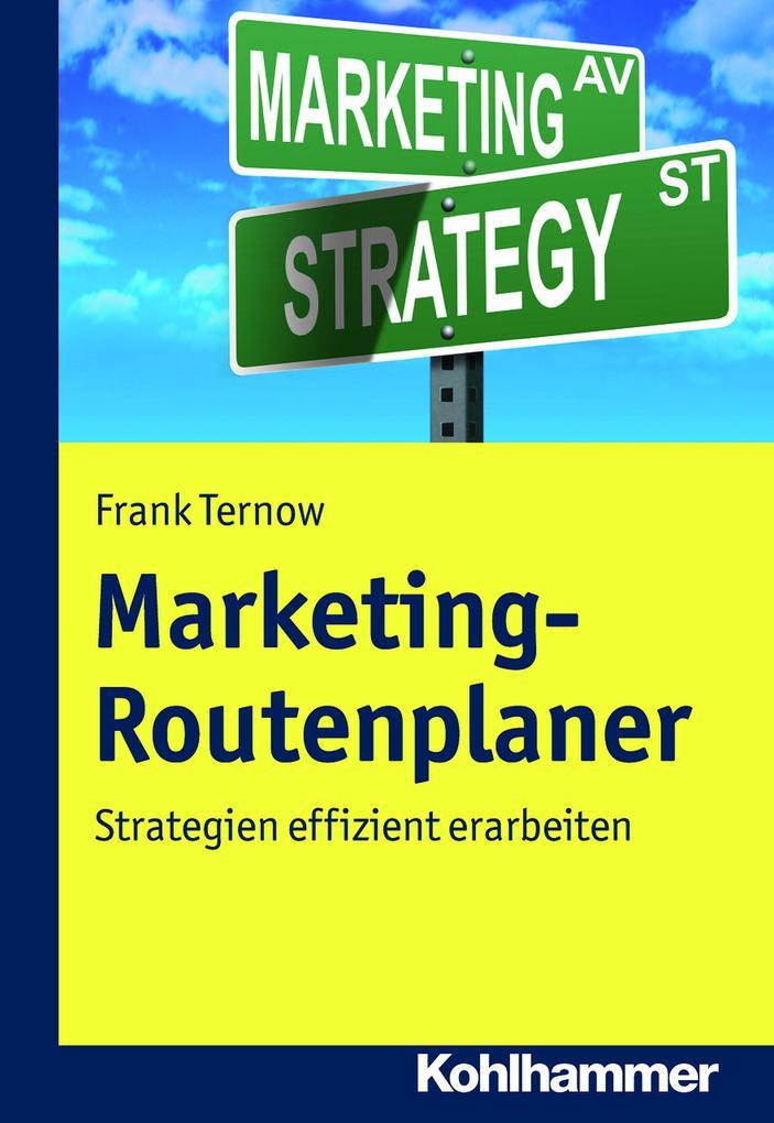 Marketing-Routenplaner als eBook Download von F...