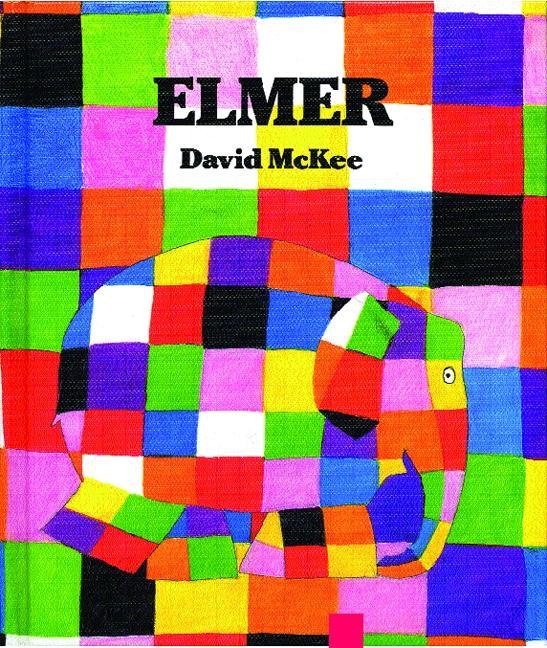 Elmer als Buch