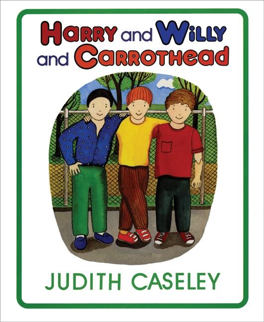 Harry and Willy and Carrothead als Buch