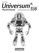 Universum Physik 5./6. Schuljahr. Physik/Chemie. Lösungen zum Schülerbuch. Sekundarstufe I - Niedersachsen G9
