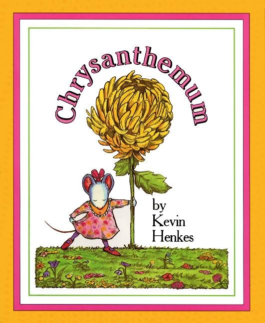 Chrysanthemum als Buch