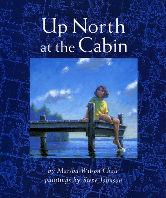 Up North at the Cabin als Buch