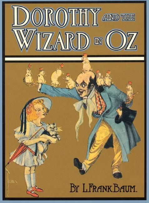 Dorothy and the Wizard in Oz als Buch