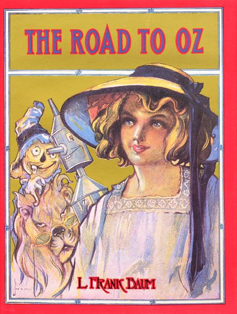 The Road to Oz als Buch