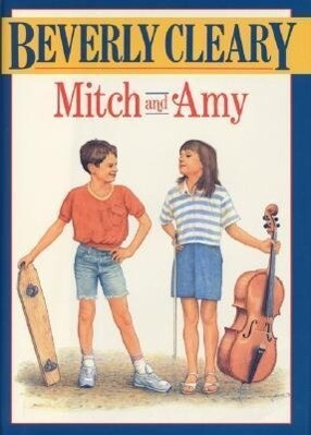 Mitch and Amy als Buch