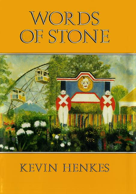 Words of Stone als Buch