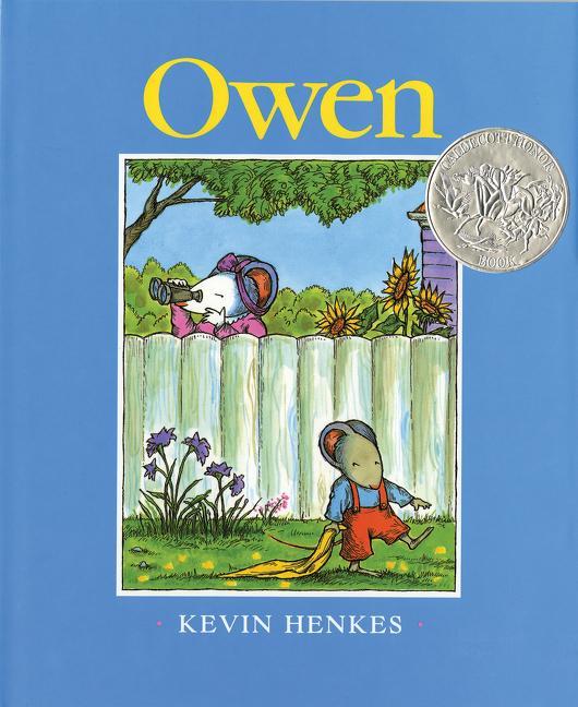 Owen als Buch