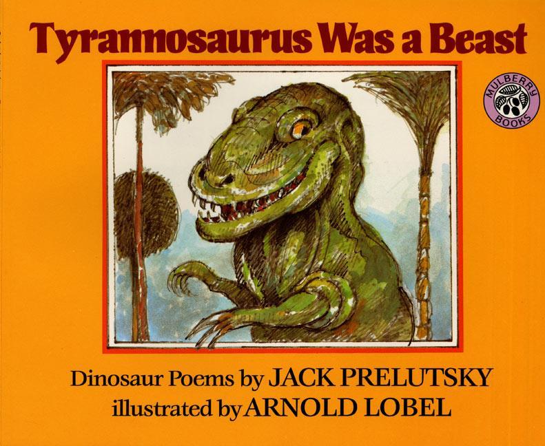 Tyrannosaurus Was a Beast als Taschenbuch